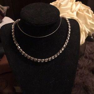 Diamond necklace NWOT