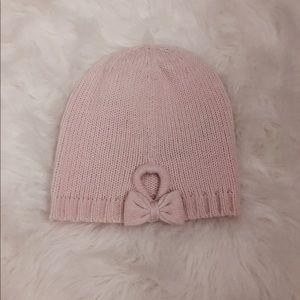 Kate spade winter hat light pink Beanie