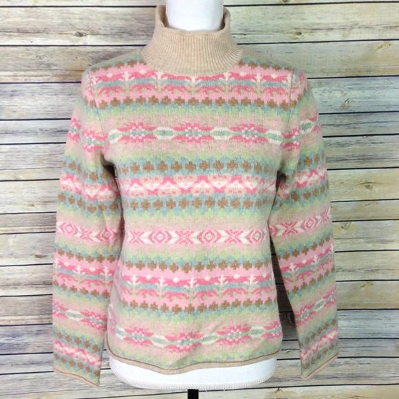 Sundance - Sundance Fair Isle Lambswool Sweater from ! ♡ amanda ...