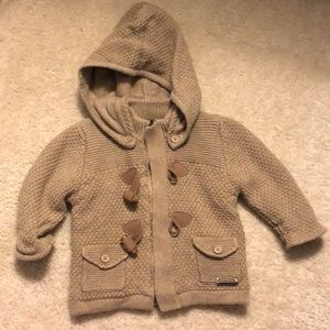 6month adorable coat for girl or boy!