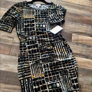 LuLaRoe Julia Pencil Dress