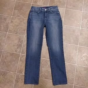 Woman's Not Your Daughters Jeans Slim sz 4P