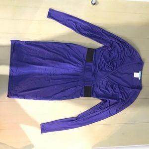 Marciano gorgeous blue dress