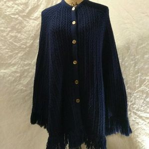 Vintage 60s Sally Gee Cape.