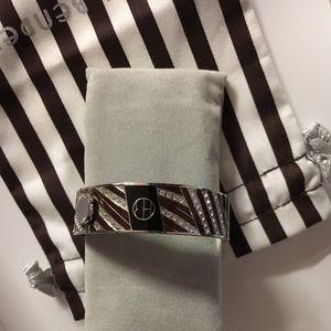 Henri Bendel New York Enamel Bracelet