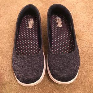 Skechers goga mat blue sneaker flats sz 8.5