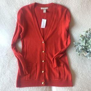 NWT Banana Republic Red Sweater, S