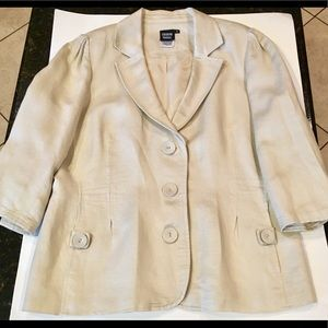 Sharon Young Blazer Size 8