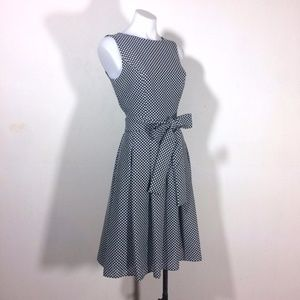Tommy Hilfiger Illusion fit n flare dress