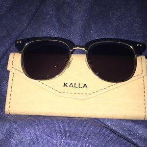 *** KALLA® EAGLE Black C1 SunGlasses — KL1611C1