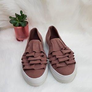 NWOB Report 'Aioli Ruffle'  Sneakers