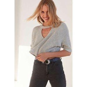 New listing!✨ Maddie cutout crop sweater
