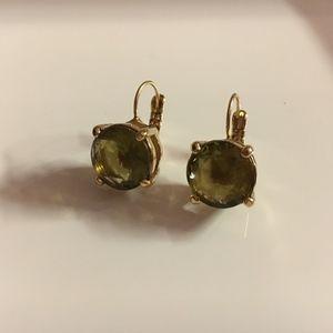 Kate Spade Jewel Wire Drop Earrings