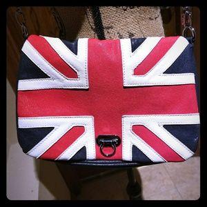 BRITISH FLAG shoulder bag NEW WITHOUT TAGS.