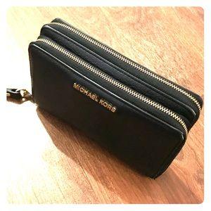 Michael Kors double wallet