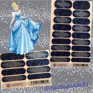 Disney by Jamberry Cinderella Sparkle Wraps