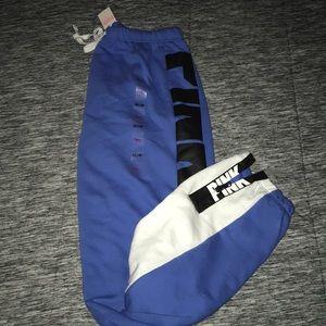 NWT VS Pink classic pants xs