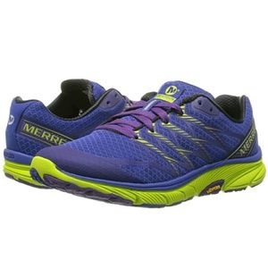 Merrell Bare Access Sneakers 7.5 Running Shoes