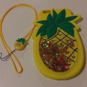 Pineapple 🍍 iPhone 6 Plus case