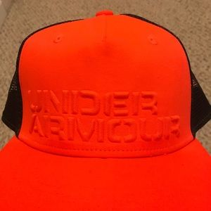 6c98cf23b6a Under Armour Accessories - Under Armour Youth Hat EUC - never worn