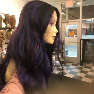 Accessories - Lacefront wig super long