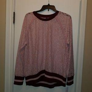 Tops - Sweatshirt style top