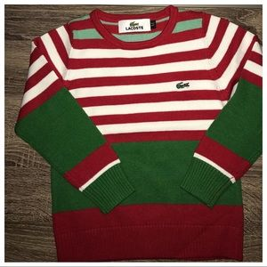 Lacoste kids sweater