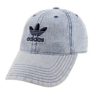 Adidas Originals Women's Relaxed Denim Cap