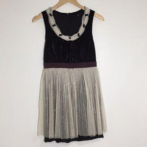 Ryu Velvet and Tulle Vintage Inspired Dress