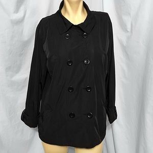 Erin London double breasted coat