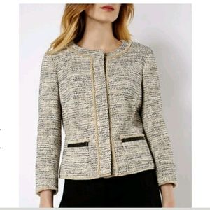 Karen Millen Tweed blazer jacket