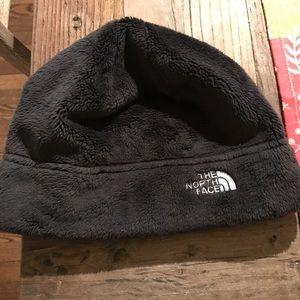 North Face women's beanie hat