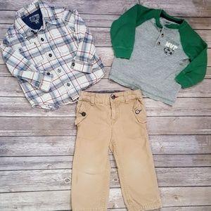 2T boys outfit bundle!