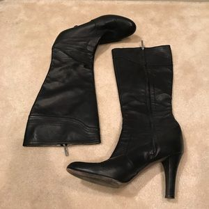 Banana Republic Leather Boots - Great Shape!