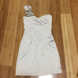 Silky dress prom/homecoming/formal