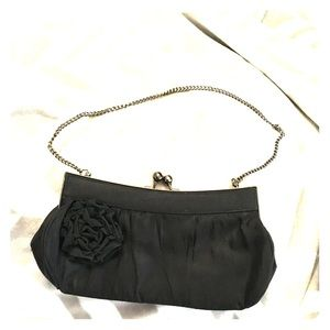 Black Cocktail Purse from Wht House Blk Market
