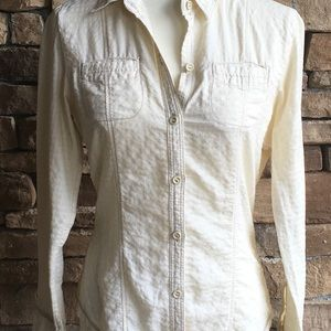 The North Face Women's Button Down Shirt SZ Small