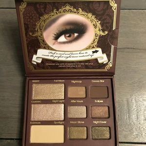 NEW TOO FACED NATURAL AT NIGHT PALETTE!