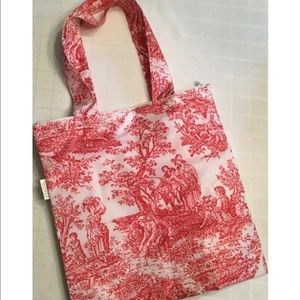 SACHI Fold & Go Market Insulated Tote Bag  15 x 16