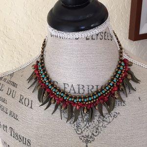 NWT unique necklace