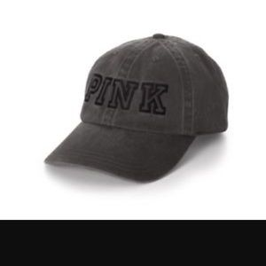 New with tags gray logo baseball cap