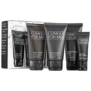 🆕Clinique For Men Great Skin To Go- Normal Skin