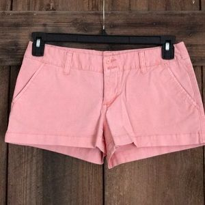 Pink Mossimo shorts