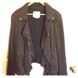 ANTHROPOLOGIE by HEI HEI sweater/coat size L