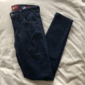 Lucky Brand Sofia Skinny Jeans size 2