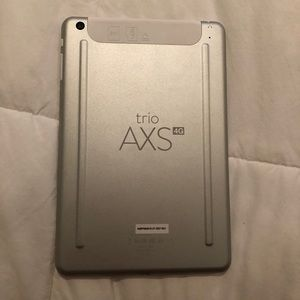 Other - TRIO ASX 4G TABLET WHITE