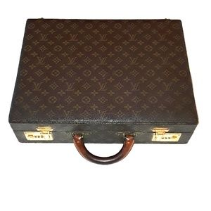 Louis Vuitton Authentic Presidentvintage Briefcase