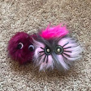 Sephora Beauty Blender Monster Keychains