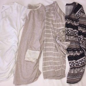 [Motherhood Maternity] shirt bundle
