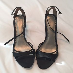 Ann Taylor Ankle Strap 7 shoes